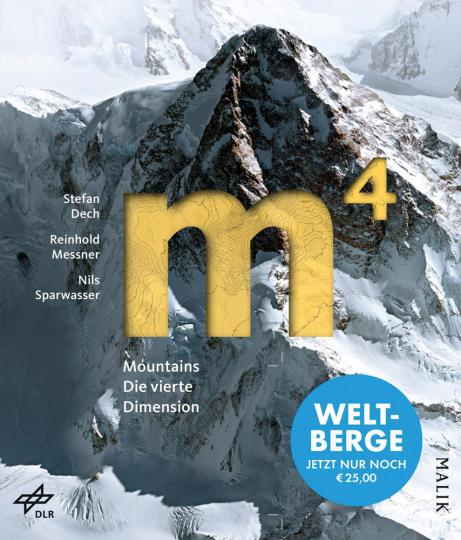 m4 Mountains. Die vierte Dimension. Weltberge.