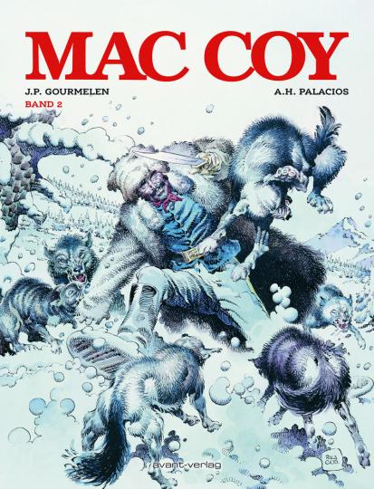 Mac Coy. Gesamtausgabe. Band 2.