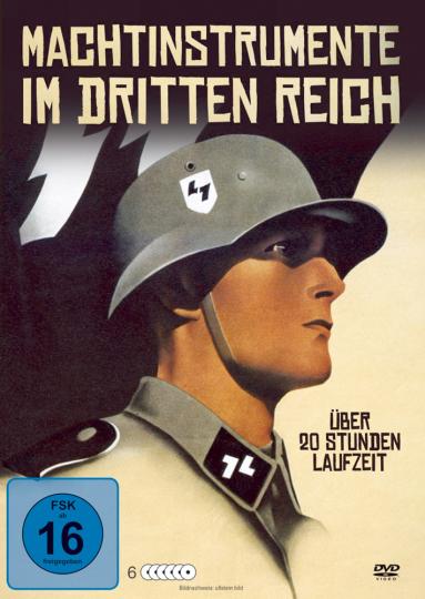 Machtinstrumente im Dritten Reich 6 DVDs
