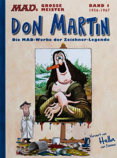 MADs große Meister. Don Martin. Bd. 1. 1956-1967.