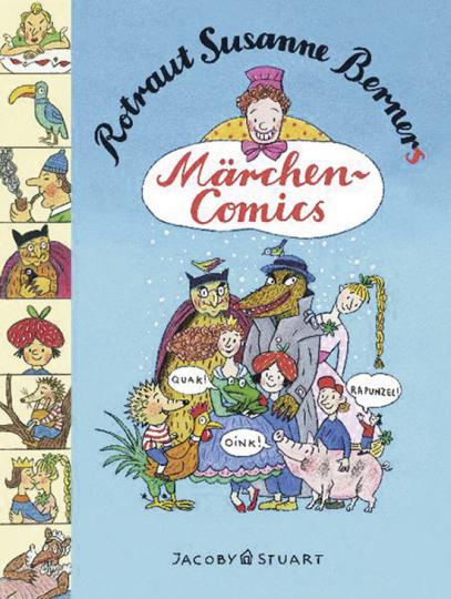 Märchen-Comics von Rotraut Susanne Berner.