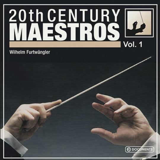 Maestros des 20. Jahrhunderts. 10 CDs.