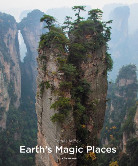 Magische Plätze der Erde.