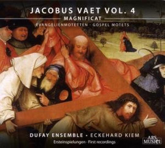 Magnificat - Evangelien-Motetten CD