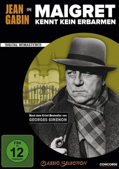 Maigret kennt kein Erbarmen DVD