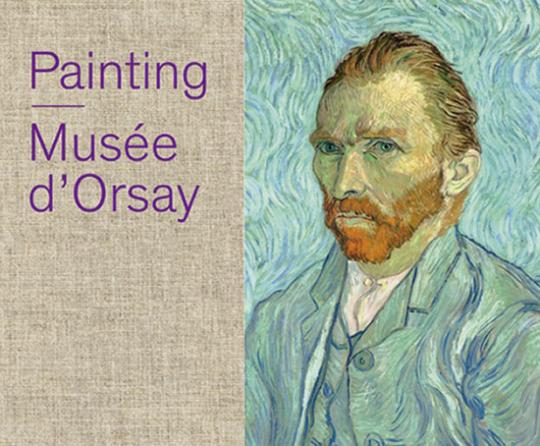 Malerei aus dem Pariser Musée d'Orsay. Painting.