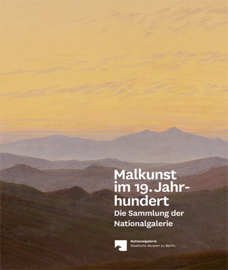 Malkunst im 19. Jahrhundert. Die Sammlung der Nationalgalerie. 2 Bände.