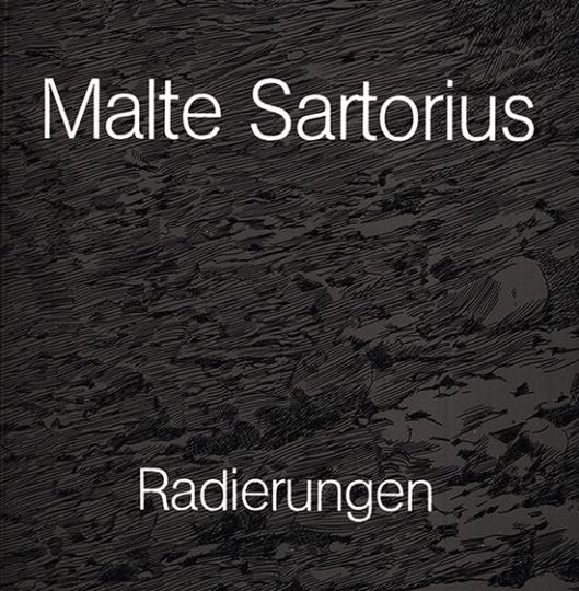 Malte Sartorius Werkverzeichnis der Radierungen 1972-1983.