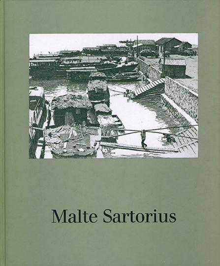 Malte Sartorius. Zeichnungen. Werkverzeichnis der Druckgrafik 1987-1994.
