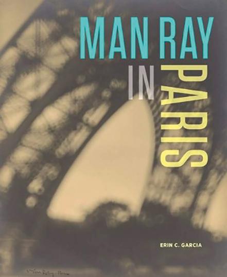Man Ray in Paris.