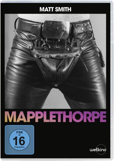 Mapplethorpe. DVD.