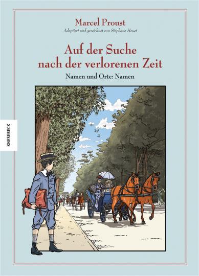 Marcel Proust. Auf der Suche nach der verlorenen Zeit (Band 4). Namen und Orte. Namen.
