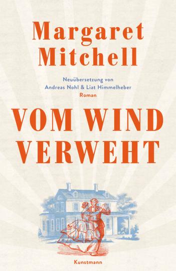 Margaret Mitchell. Vom Wind verweht.