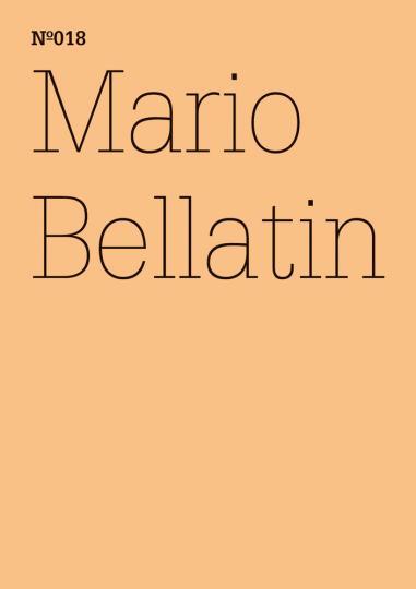 Mario Bellatin. Die hunderttausend Bücher von Bellatin. dOCUMENTA (13)