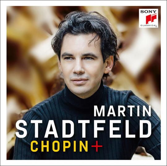 Martin Stadtfeld. Chopin +. CD.