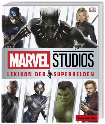 Marvel Comics. Lexikon der Superhelden.