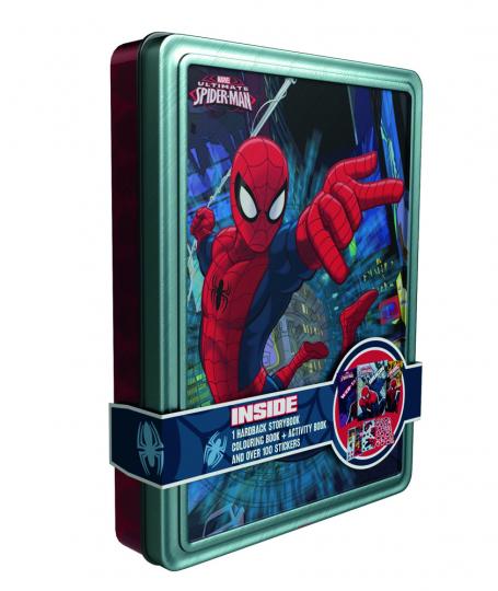 Marvel Ultimate Spiderman. Bastelset.