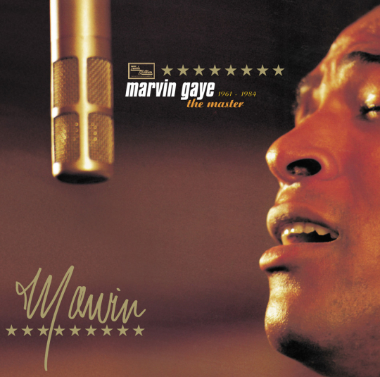 Marvin Gaye. The Master 1961-1984. Bildband mit 4 CDs.