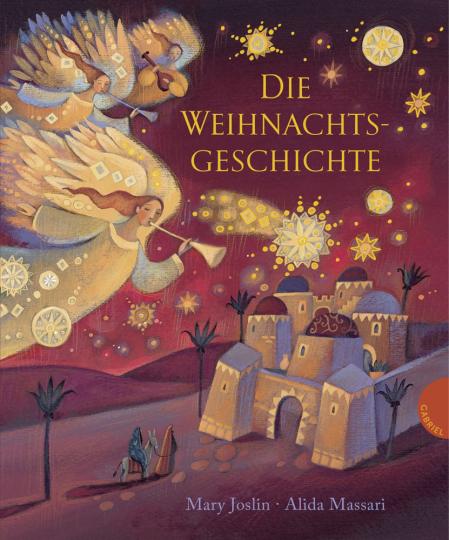 Mary Joslin. Die Weihnachtsgeschichte.