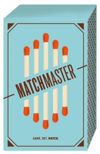 Streichholzspiel »Matchmaster«.