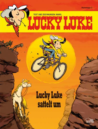 Mawil. Lucky Luke sattelt um. Comic.