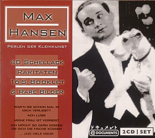 Max Hansen.