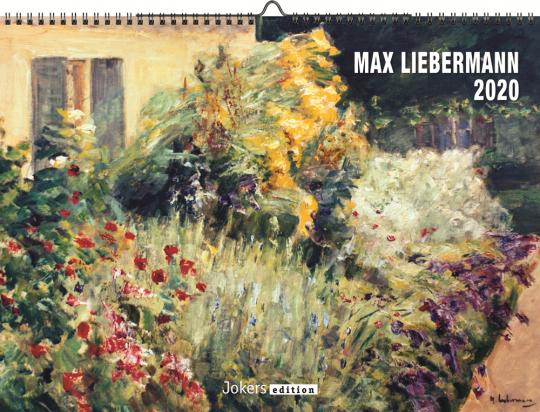 Max Liebermann 2020. Wandkalender.