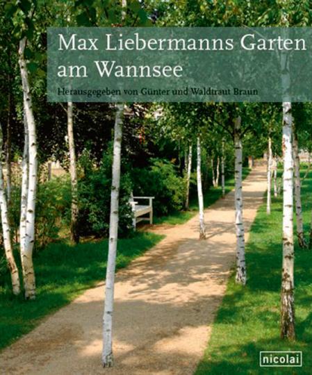 Max Liebermanns Garten am Wannsee.
