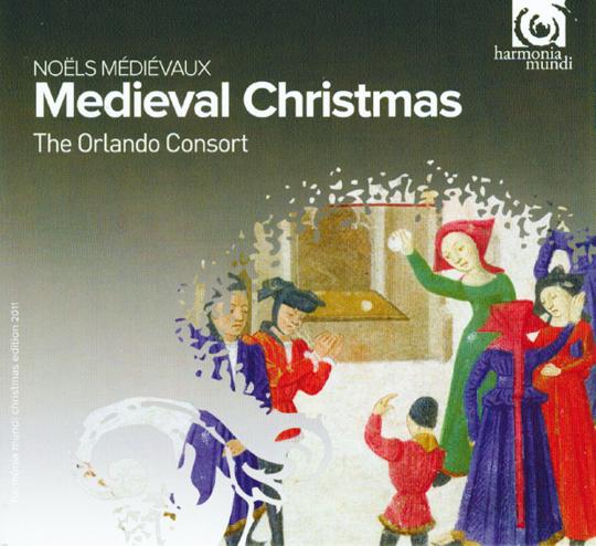 Medieval Christmas / Mittelalterliche Weihnachten CD