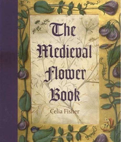 Medieval Flower Book.