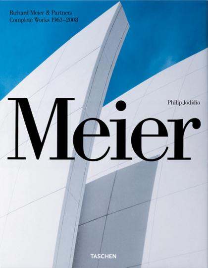 Meier. Richard Meier and Partners. Complete Works 1963-2008. Mehrsprachige Ausgabe.