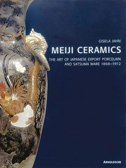 Meiji-Keramik - Japanische Export-Keramik 1868-1912