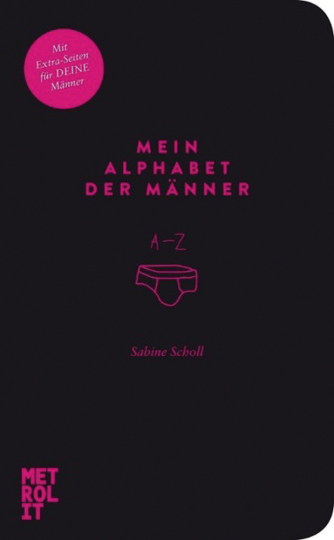 Mein Alphabet der Männer.