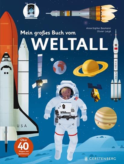 Mein großes Buch vom Weltall.