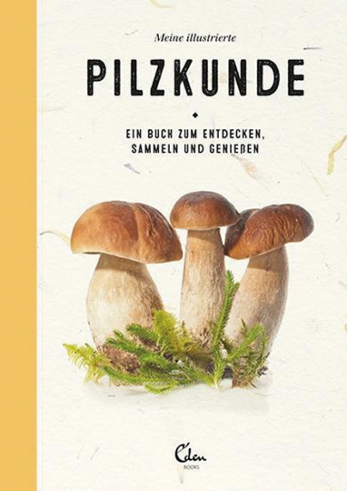 Meine illustrierte Pilzkunde. Ein Buch zum Entdecken, Sammeln und Genießen.