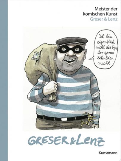 Meister der komischen Kunst. Greser & Lenz.