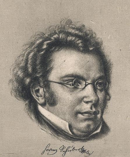 Meister der Töne. Franz Schubert.