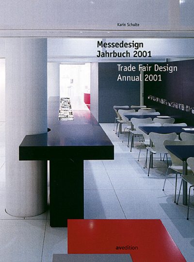 Messedesign Jahrbuch 2001 - Trade Fair Design Annual 2001