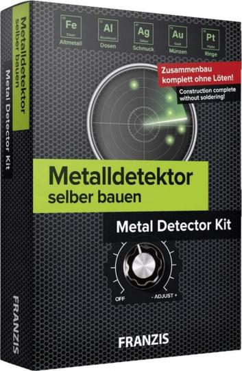 Metalldetektor selber bauen. Bugging Device Kit.