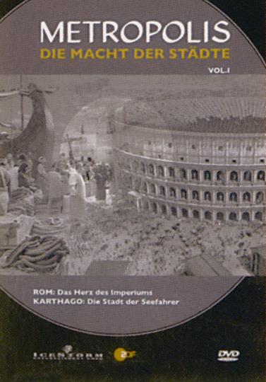 Metropolis Vol. 1. DVD.