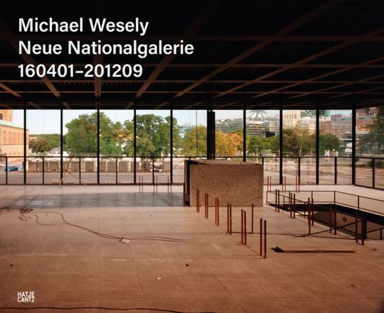 Michael Wesely. Neue Nationalgalerie 160401-201209.