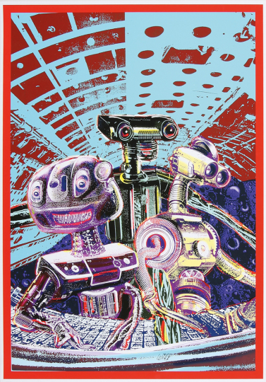 Michael Wittmann. Robotz.