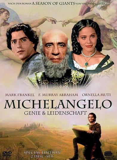 Michelangelo - Genie und Leidenschaft. 2 DVDs.
