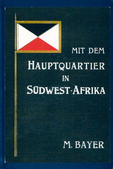 Mit dem Hauptquartier in Südwest-Afrika