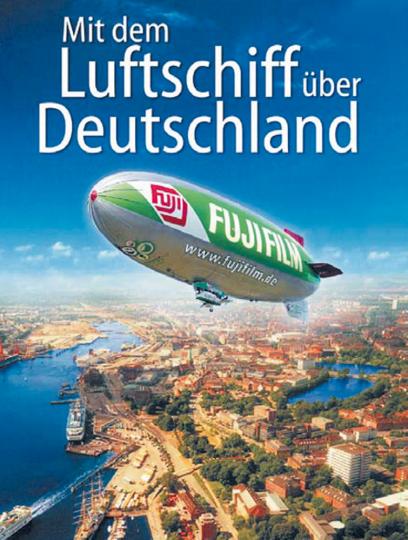 Mit dem Luftschiff über Deutschland 2 DVDs