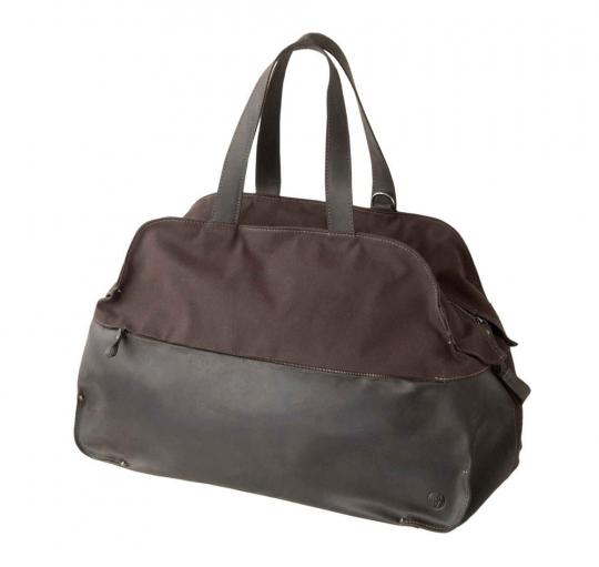 Mittelgroße Reisetasche »Waxcan«, braun.