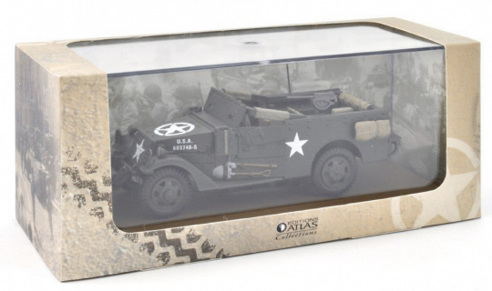 Modell 1:43 M3 Scout Car