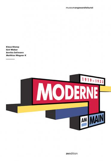 Moderne am Main 1919-1933.