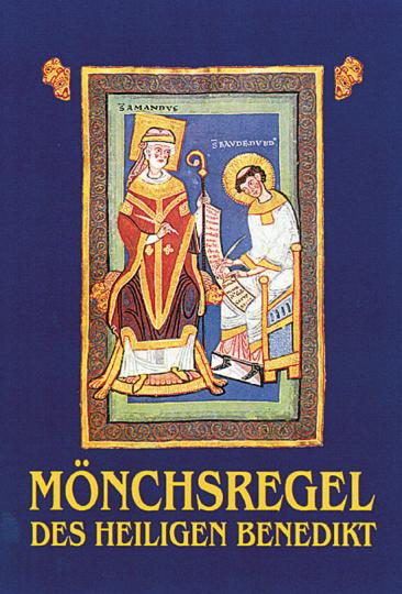 Mönchsregel des heiligen Benedikt