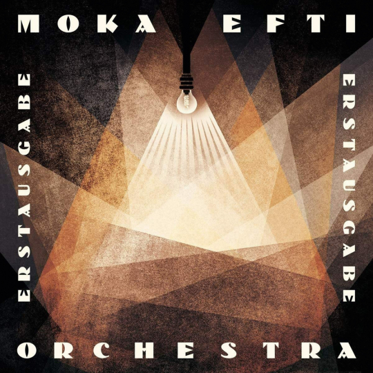 Moka Efti Orchestra. Erstausgabe. CD.